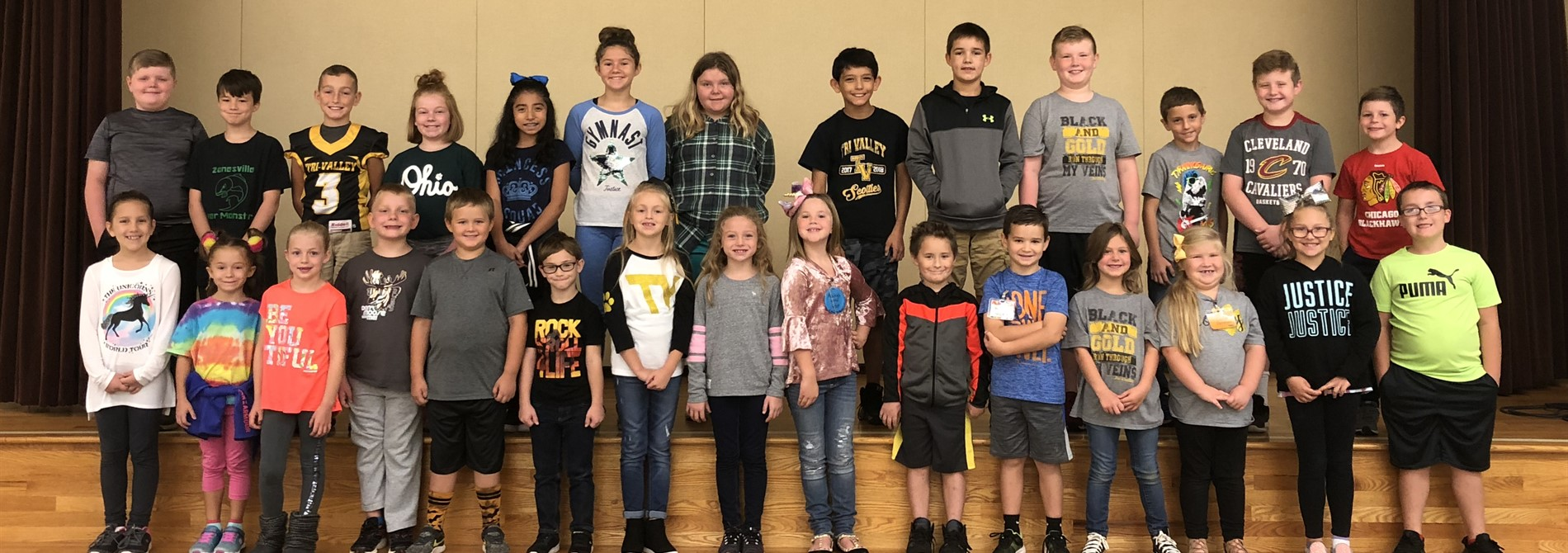 Congratulations September Super Scotties!