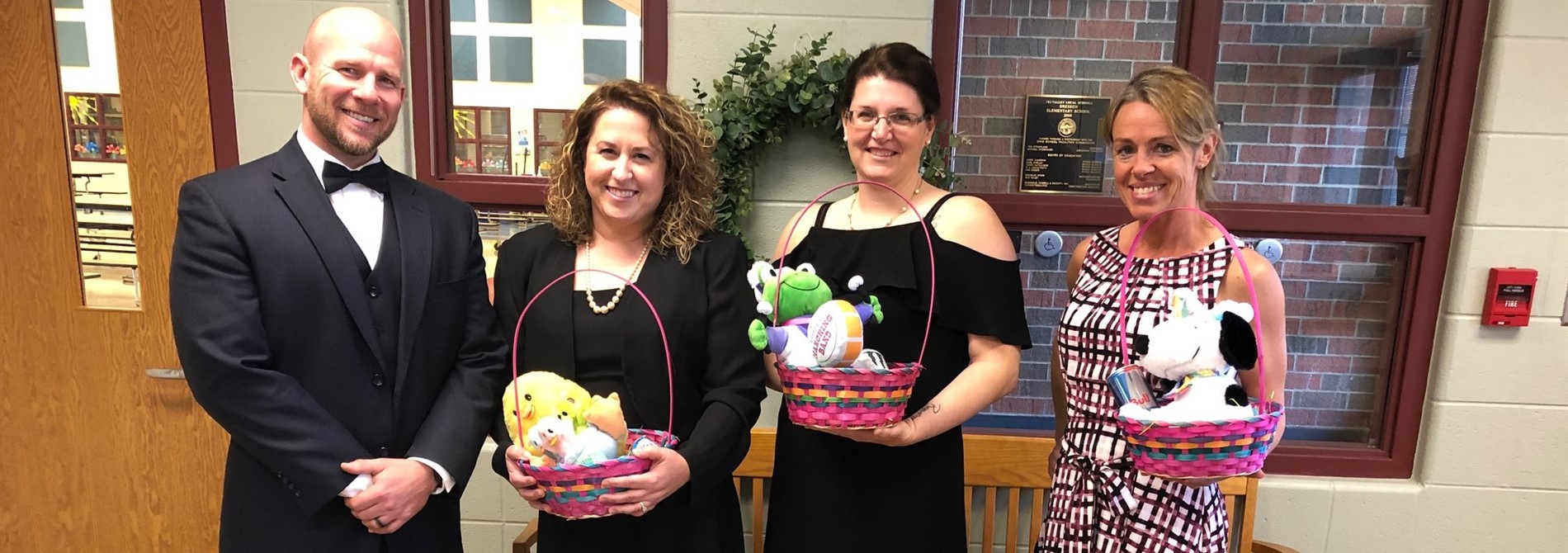 Happy Easter from the Dresden Office staff as we celebrate Dress Up day!