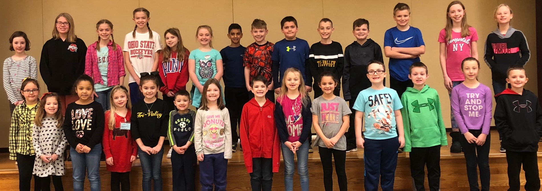 Congratulations to our February Super Scotties!