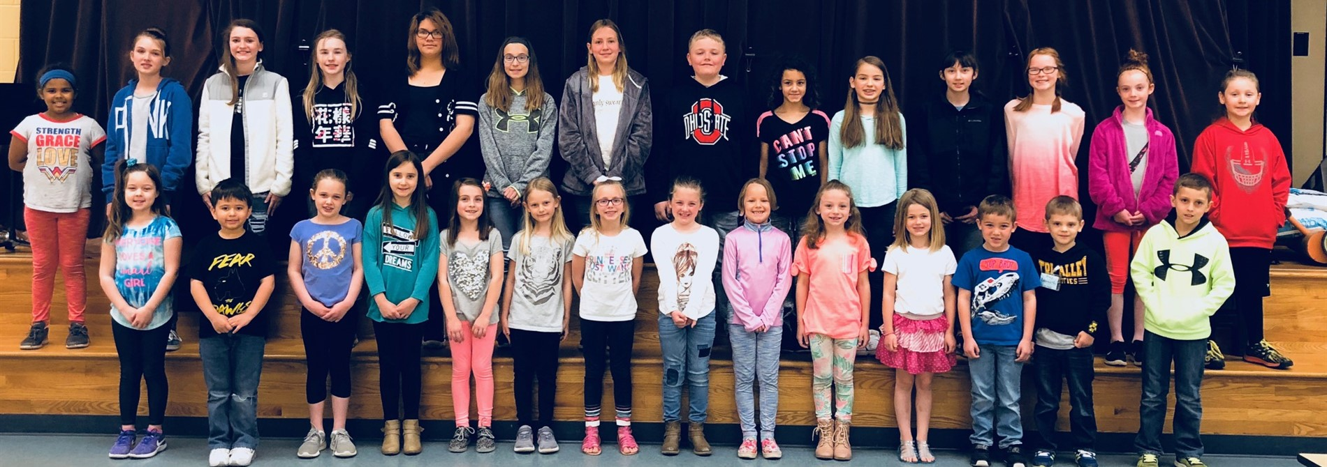 Congratulations to our April Super Scotties!